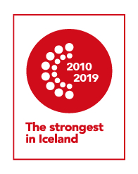 Hreyfill is amongst the strongest companies in Iceland