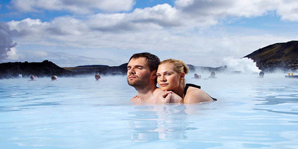 The Blue Lagoon. Take a taxi for comfort