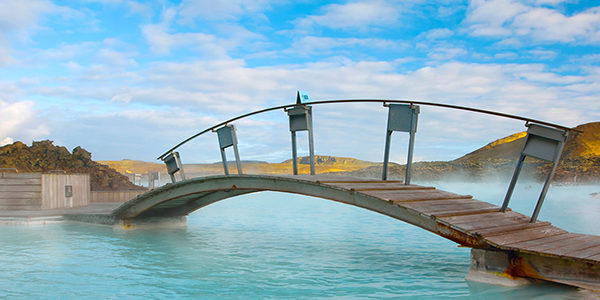 Two trips in one. A good idea for passengers to stop over at the Blue Lagoon before or after flight. Explore the natural beauty of Iceland in the comfort of a private car with your own chauffeur.