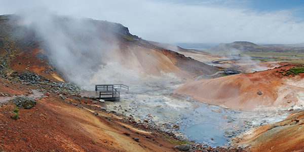 The Rugged Reykjanes Peninsula. Explore the natural beauty of Iceland in the comfort of a private car with your own chauffeur.